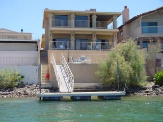 Riverfront Home with Private Boat Dock in Bullhead - Maunaloa vacation rentals