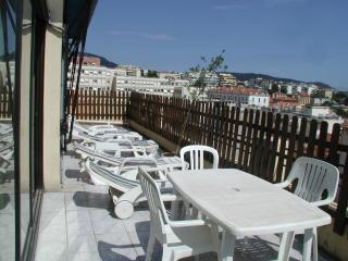TOPFLOOR 2 BEDROOM APARTMENT WITH LARGE TERRACE - Nice vacation rentals