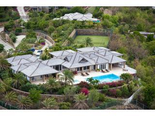 7 bedrooms luxury villa with tennis court and pool - Antigua vacation rentals