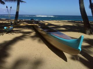 Rides with the canoe clubs are available from our beaches - Oceanfront, Oceanview Fully Furnished  Maui condo - Kihei - rentals