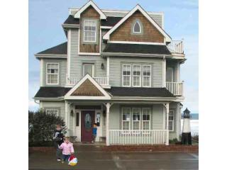 Streetside View Beach House - SandeCastle Oceanfront Beach House - Lincoln City - rentals