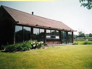 1House south summer - Artist-Writer Post Modern Cottage in East Hampton - East Hampton - rentals