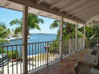 Caribbean Style Retreat with Boat - Key Largo vacation rentals