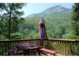 Hickory Nut Cottage View - Views Views Views  Chimney Rock Mountain & River - Chimney Rock - rentals