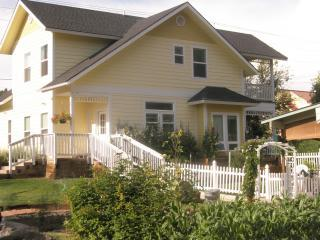 Main Street Cottage In Summer - Walk to Hot Springs - Pagosa Springs - rentals