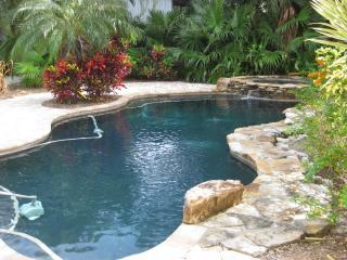 Tropical Pool/Spa Home, North End, Walk to Beach - Anna Maria vacation rentals