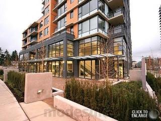 Modern 2 bedroom suite on the water's edge - Vancouver vacation rentals