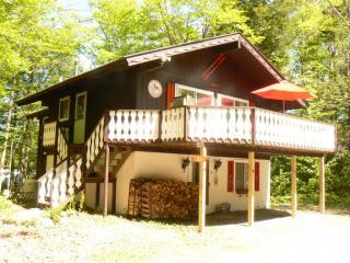 Charming chalet w/ pool, tennis, golf - Storyland! - Bartlett vacation rentals