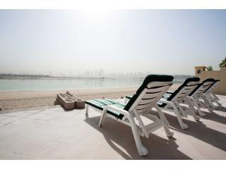 Beach Villa on Palm Island 4 Bedrooms and Pool - Palm Jumeirah vacation rentals