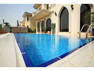 Luxury Beach Villa on the Palm with Private Pool - Palm Jumeirah vacation rentals