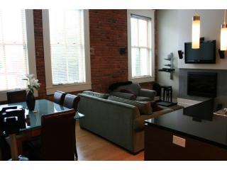 ULTRA MODERN CONDO IN HERITAGE CONVERSION DOWNTOWN - Victoria vacation rentals