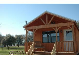 Cabin #6 - Cute and cozy with all the amenities - Stephenville vacation rentals