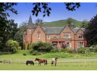 Toftcombs mansion house - A Luxury Country Mansion Toftcombs House sleeps 20 - Biggar - rentals