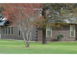 Cabin #5-Big ranch style cabin w/park like setting - Stephenville vacation rentals