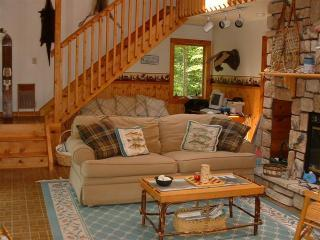 Adirondack decor - Deluxe Adirondack Cabin on 4th Lake..Pets Welcome! - Old Forge - rentals