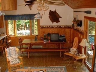 Deluxe Adirondack Cabin on 4th Lake..Pets Welcome! - Old Forge vacation rentals