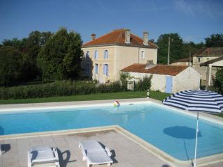 Renovated house in France with exclusive pool use - Chezery Forens vacation rentals