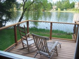 Lakefront, 15 Min to Downtown: Seattle Duck House - Seattle vacation rentals