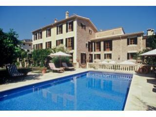 View of Penthouse Apartment from the Pool Area - Spacious Penthouse Apartment within Luxury Hotel - Soller - rentals