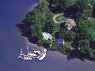 Bay Cottage Waterfront Vacation Estate - Saint Michaels vacation rentals