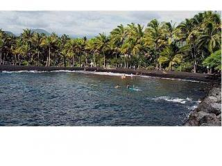 Aloha from the Black Sand Beach - Hawaii - - Pahala vacation rentals