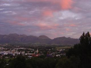 beautiful sky from my window. - Belmonte Guesthouse - Paarl - rentals