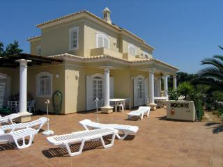 leo house2 - Leao 6 Bedroom private pool A/C-Sea View - Carvoeiro - rentals