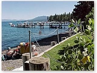 Westshore,Beach/Pier,HotTub,Plasma,Backs to Forest - Tahoe City vacation rentals