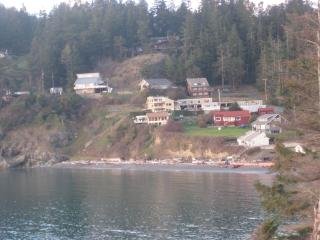 Private Beach----Beachfront Cabin----Rosario Beach - Anacortes vacation rentals
