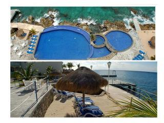 View from Terrace - Bella Vista-El Cantil Condominiums-Unit 6C South - Cozumel - rentals