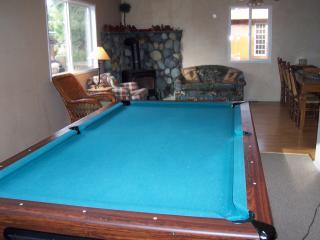 Dollar Large Ski Lease Hm,Plasma,Pool/Ping Tables - Tahoe City vacation rentals