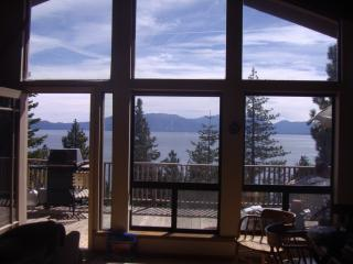 Beautiful Lake View Home Overlooking Meeks Bay - Tahoma vacation rentals
