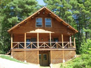 Beautiful WATERFRONT Log Home - Waterford vacation rentals