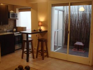 Brand new studio for two with small patio - Buenos Aires vacation rentals