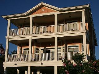 Grayton Orange Gulf View Beach Home - Grayton Beach vacation rentals