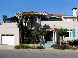 Casa Azzurra Luxury Home Just 2 Blocks from Beach - Santa Barbara vacation rentals