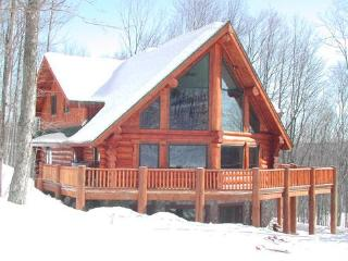 Schuss Mountain Slopeside Luxury Log Home - Bellaire vacation rentals