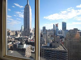 Spectacular View of NYC ! Times Square Area - New York City vacation rentals