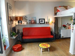 THE MAGIC SPOT - Paris, France - Seconds from the Bastille - Paris vacation rentals