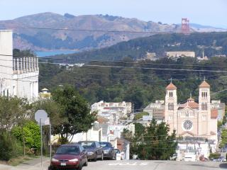 $ 100 / 125 night - Golden Gate Height apartment - San Francisco vacation rentals