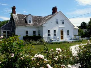 Walk to Beach; 5 bedroom, 4 ba, Cape Cod Farmhouse - West Harwich vacation rentals