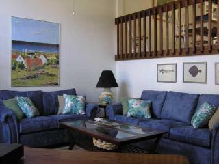 Oceanfront Townhome Comm. New Furniture Pool Wi-Fi - Pine Knoll Shores vacation rentals