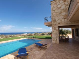 Eleni Villa with wonderful sea view - Chania vacation rentals