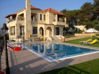 Hermes Villa, a luxury villa with panoramic view - Chania vacation rentals
