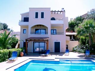 George Villa with panoramic view and private pool - Chania vacation rentals