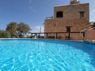 Maritina Villa, a villa with panoramic view - Chania vacation rentals