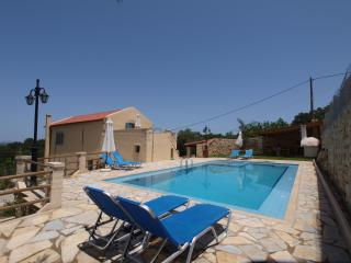 Olive Mill Villa, a traditional, renovated house - Chania vacation rentals