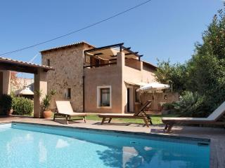 Maleme Villa with Turkish bath and pool house - Chania vacation rentals