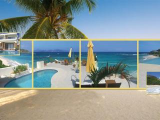 A Caribbean Paradise - Beachfront Villa@Dawn Beach - Dawn Beach vacation rentals