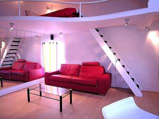 Modern Design Apartment in the Champs Elisee - Rome vacation rentals